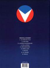 Verso de Michel Vaillant - Nouvelle saison -9- Duels