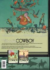 Verso de The shaolin Cowboy (Futuropolis) -INT3- Le jambon, le bouddha et le tourteau