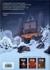Verso de Voro -6- L'armée de la pierre de feu - Troisième partie
