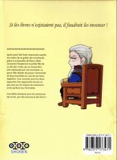 Verso de La petite Faiseuse de Livres -5- Tome 5