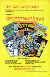 Verso de Alpha Flight (Marvel comics - 1983) -31- The Grateful Dead!