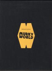 Verso de Murky World -1TL- Monde trouble