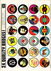 Verso de Warrior (Quality comics - 1982) -14- Issue # 14