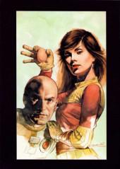 Verso de Warrior (Quality comics - 1982) -15- Issue # 15