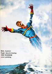 Verso de Warrior (Quality comics - 1982) -19- Issue # 19