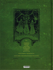Verso de Aristophania -3TL- La Source Aurore