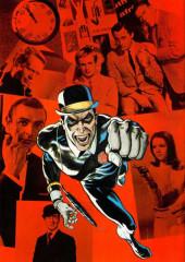 Verso de Warrior (Quality comics - 1982) -21- Issue # 21