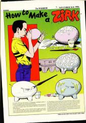 Verso de Warrior (Quality comics - 1982) -24- Issue # 24