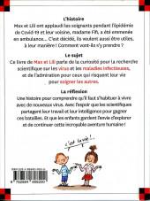 Verso de Ainsi va la vie (Bloch) -124- Max et Lili veulent soigner tout le monde