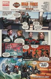 Verso de Uncanny X-Men (2013) -22- X-Men vs S.H.I.E.L.D