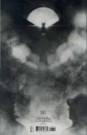 Verso de Detective Comics (1937), Période Rebirth (2016) -1027VC- 1000th anniversary Batman