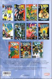 Verso de X-Men (L'intégrale) -40- 1994-1995