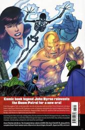 Verso de House of X (Marvel comics - 2019) -2VAR- The Uncanny Life of Moira X