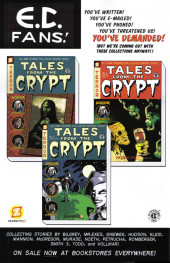 Verso de Tales from the Crypt Vol. 2 (Papercutz - 2007) -6- Issue # 6