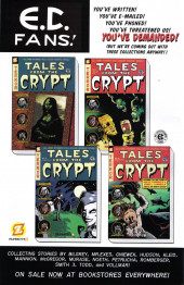 Verso de Tales from the Crypt Vol. 2 (Papercutz - 2007) -7- Issue # 7