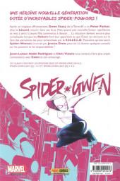 Verso de Spider-Gwen : Gwen Stacy - Spider-Gwen - Gwen Stacy