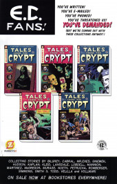Verso de Tales from the Crypt Vol. 2 (Papercutz - 2007) -10- Issue # 10
