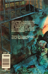 Verso de Punisher (One shots, Graphic novels) -OS- Death sentence