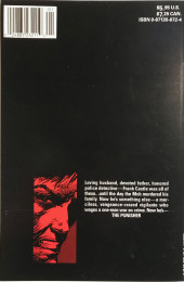 Verso de Punisher (One shots, Graphic novels) -OS- The Punisher Movie Special (1990)