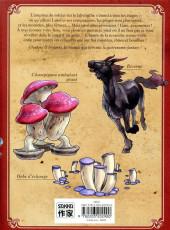 Verso de Gloutons & Dragons -8- Tome 8