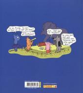 Verso de Les petits philosophes -1- Mystère et boule de gomme