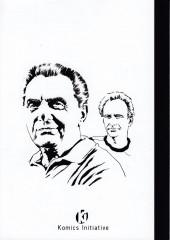 Verso de (AUT) Kirby, Jack - La dernière interview de Jack Kirby par Gary Groth