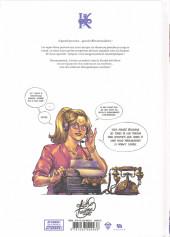 Verso de Freaks' Squeele - Kim Traüma -1- Silicon Carne