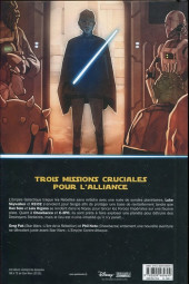 Verso de Star Wars (Panini Comics - 100% Star Wars) -12- Rebelles et renégats