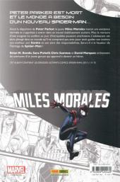 Verso de Miles Morales -1- Spider-Man