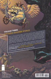 Verso de Curse Words (Image comics - 2017) -INT03- The hole damned world