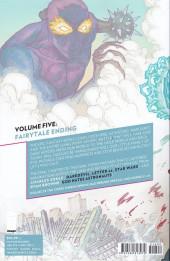 Verso de Curse Words (Image comics - 2017) -INT05- Fairytale ending