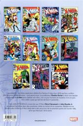 Verso de X-Men (L'intégrale) -9a2020- X-Men : L'intégrale 1985 (1)