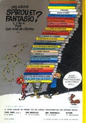 Verso de Spirou et Fantasio -12b1977a- Le Nid des Marsupilamis
