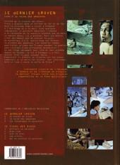 Verso de Le dernier Troyen -2- La Reine des Amazones