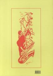 Verso de Les zingari -1- Les Zingari