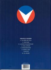 Verso de Michel Vaillant - Nouvelle saison -3a2019- Liaison dangereuse