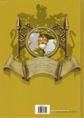 Verso de Robin Hood (Brrémaud/Loche) -3- Robin