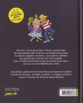 Verso de Tom-Tom et Nana -INT- Collector Tom-Tom et Nana