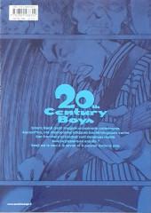 Verso de 20th Century Boys - Perfect Edition -2- Volume 2
