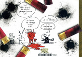 Verso de Les lapins de bureau -6- Gang de Managers