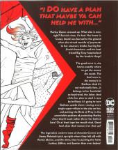 Verso de Harley Quinn and the Birds of Prey (2020) -3- Gotham Town Smack Down