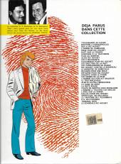 Verso de Ric Hochet -21b1981- Le trio maléfique