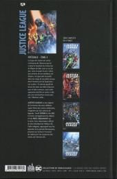 Verso de Justice League (DC Renaissance) -INT4- Intégrale - Tome 4