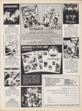 Verso de Howard the Duck (Marvel comics - 1979) -6- Howard the Duck #6