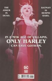 Verso de Batman: White Knight presents Harley Quinn (DC Comics - 2020) -1- Book One