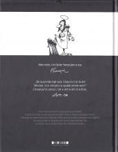 Verso de Idées noires -INTc2020- Idées noires, l'intégrale complète