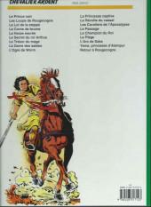 Verso de Chevalier Ardent -12b1991- Les cavaliers de l'apocalypse