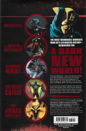 Verso de Tales from the DC Dark Multiverse (2020) - Tales from the DC Dark Multiverse
