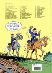 Verso de Les tuniques Bleues -21ES- Les Cinq Salopards