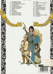 Verso de Thorgal -21a2003- La couronne d'Ogotaï